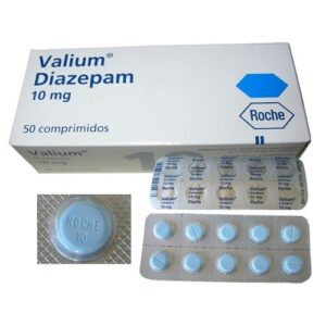 Valium (diazepam) is a benzodiazepine. It affects chemicals in the brain that may become unbalanced and cause anxiety.