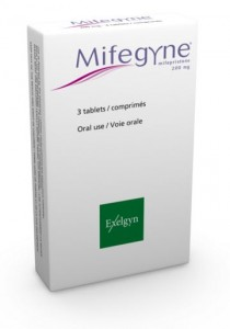 Medical Abortion with Mifepristone