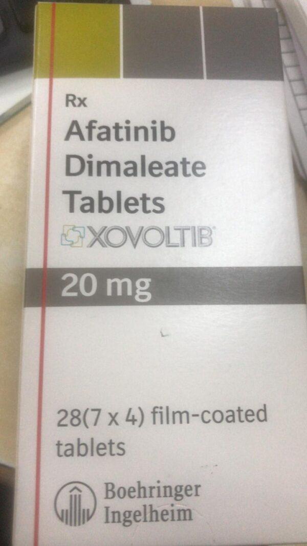xovoltib 20mg Tablets